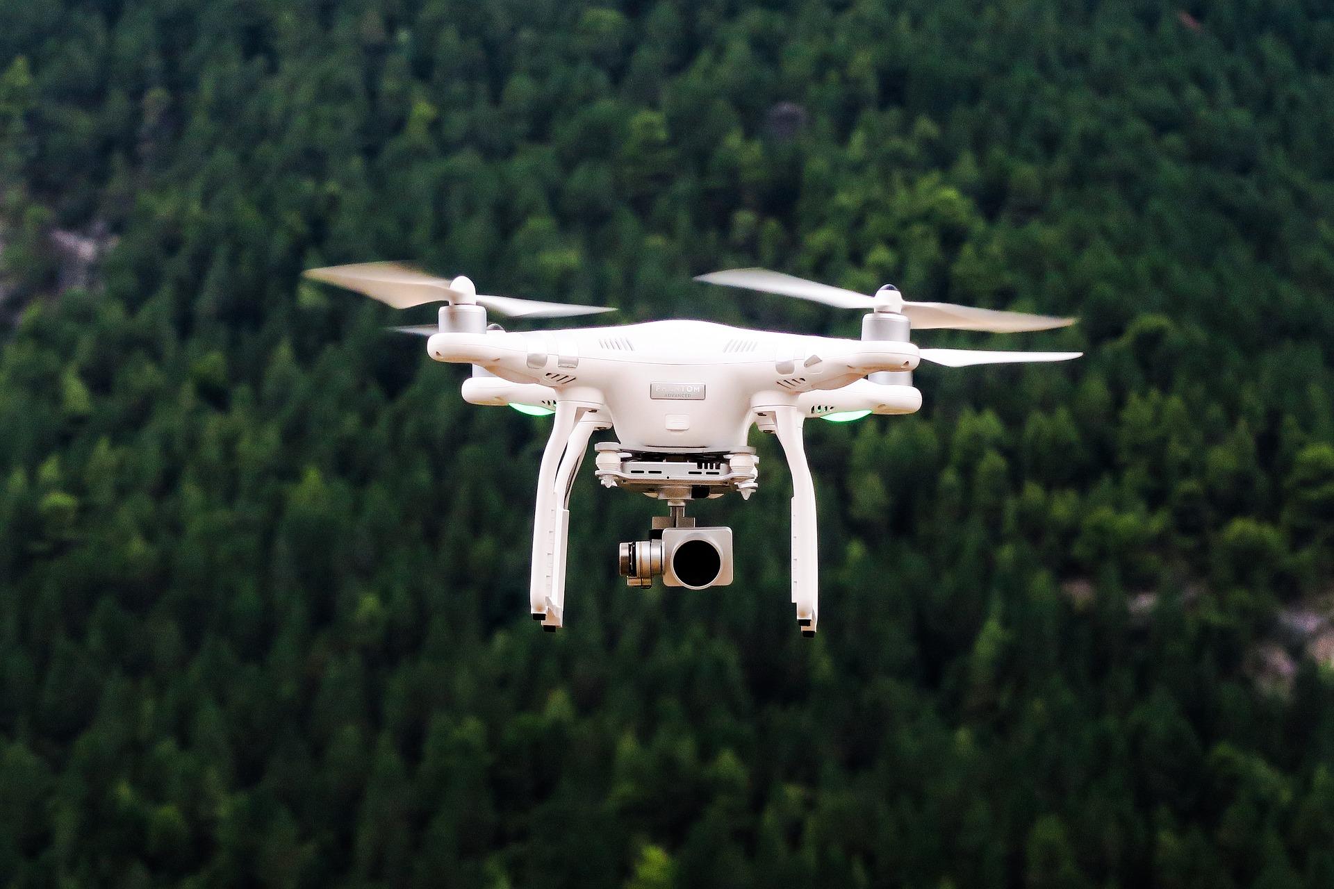 Drohnen Aufkleber