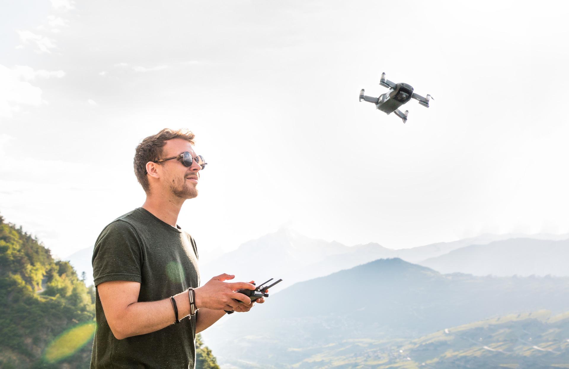 Racing Drohne